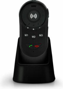 Fysic FXA-100 SOS noodknop met GPS tracker voor senioren - Alarmering naar bekenden